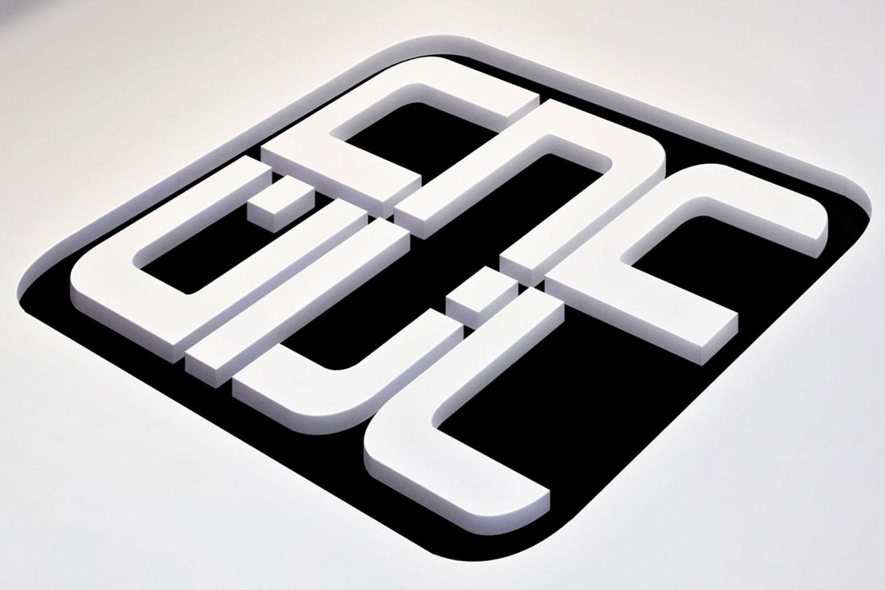 طراحی آرم CNC سازان