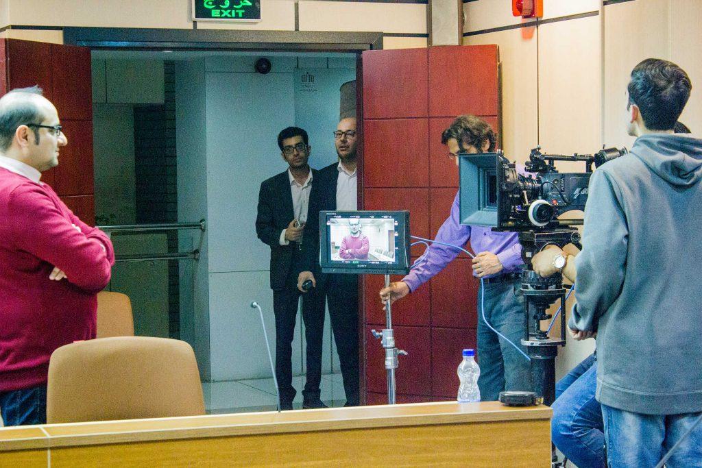 تولید آگهی تلویزیونی هتل آپارتمان امید در شرکت تبلیغاتی نارونی